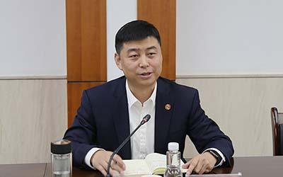 集团召开陕西省、西安市重点建设项目及城市建设维护项目推进会暨一季度经营工作会