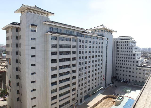 陕西省中医医院干部病房综合楼