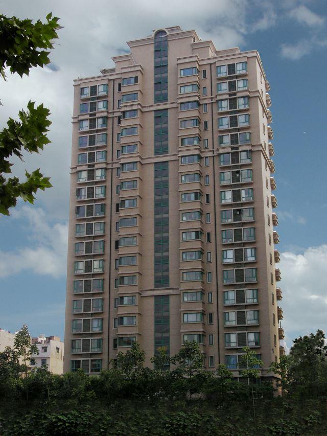 西安锦都花园18#住宅楼