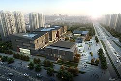 渭南市临渭区公共文化中心