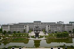 陕西理工大学教学楼