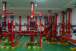 陕西省中医院消防安装工程