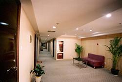 西安海大酒店装饰装修工程