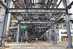 陕西金泰氯碱化工厂安装工程