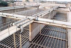 西安市污水处理厂机电设备安装工程