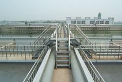 渭南市污水厂改造工程